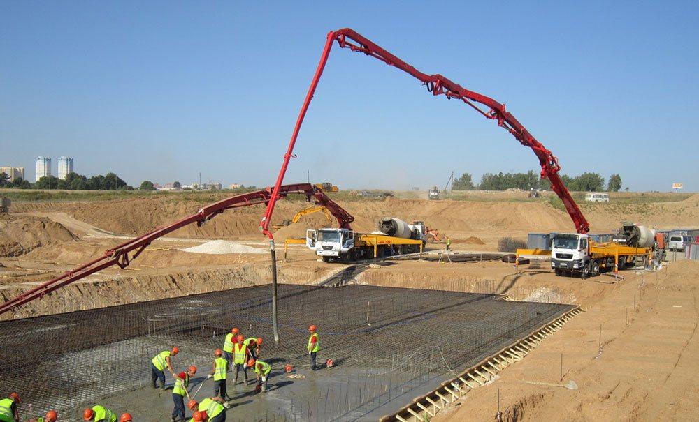 Популярность бетона какой должна быть температура бетонной смеси