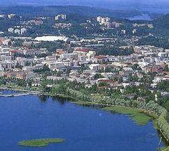 Финское поселение