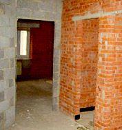 Строящаяся квартира
